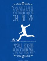 The Frank Lampard Fairytale by manishdesigns