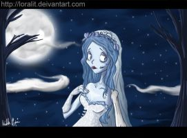 Corpse Bride by Loralit
