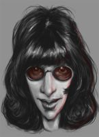 Joey Ramone 2 by Parpa