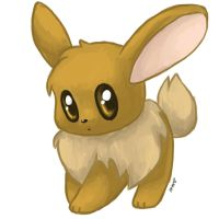 Chibi Eevee by Togechu