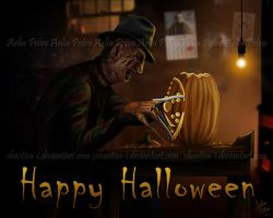 Happy Halloween 2011 by Chaotica-I