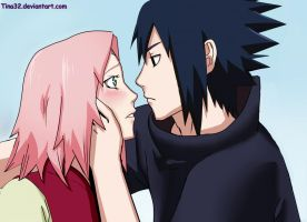 Sasusaku / After the war? xP by Tina32