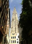 Cathedrale Antwerpen by AustrianFireFox