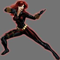 Red Lantern Black Widow by Lord-Lycan