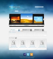 My Interface by ammardesigns