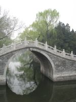 Oriental Bridge 04 by Ghost-Stock