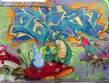 Bez  Montreal Canada by BezOne
