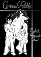 Crossed Paths - chapter 5 - cover by Zire9