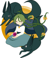 Oniro: The witch and the foxes by Kitsune-Megamisama