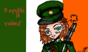The Republic of Ireland - Aisling Lynch by APH-RepblicOfIreland
