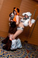Sexy Ewok and Sexy Tauntaun 2 by Insane-Pencil