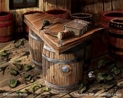 Doomtown: Legal Instrument by shiprock