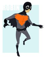 Robin Redesign by MattPalizay