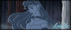 Lady Ice Production Still 20 by LPDisney