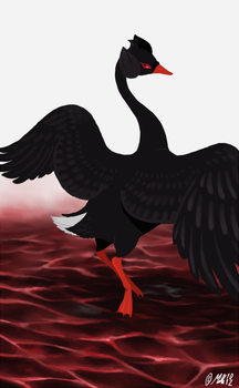 black swan[na] by Infaru