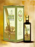 Olive oil Pack by RedRock3d