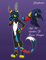 Dragonsona Reference by Devils-DownPour