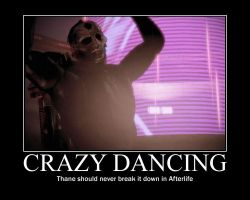 Thane's Crazy Dancing by KathTea-Katastrophy