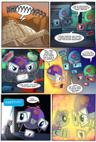 Fallout Equestria: Shining Hearts Page 4 of 10 by alfredofroylan2
