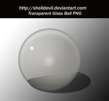 Glass Ball PNG by shelldevil