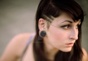 Undercut by KupCakeKat