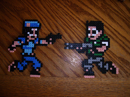 Resident Evil on NES by gaiarage