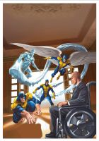 X-Men origins 18 by JPRart