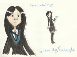pottermore, mon personnage by elodieland