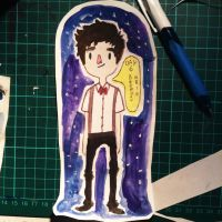 Day 6- Brendon Urie by Silent-Warfare