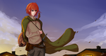 Kvothe - The Name of the Wind by kain3