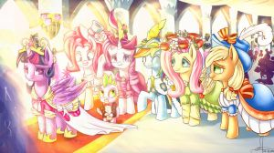 Princess Coronation by 1Vladislav