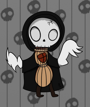 Skele by RevitytheArtistic