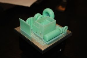 3D printing by Michael-XIII