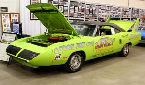 Superbird Pacecar by boogster11
