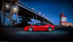 Ferrari F430 - Perfect lines by dejz0r