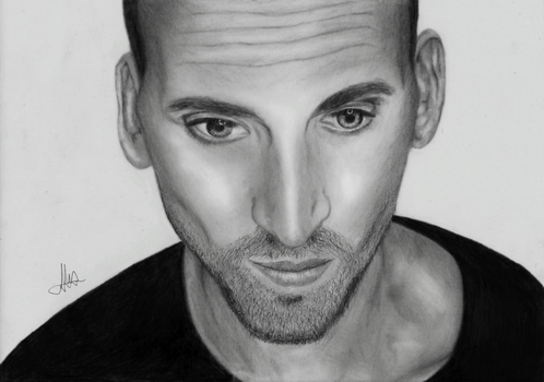Christopher Eccleston by AngelofLonelyness