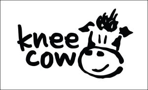 Kn33cow Logo by kn33cow