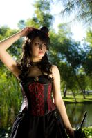 Victorian Steampunk 3 by BertLePhoto