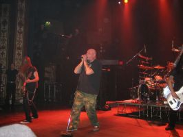 Paul Di'Anno org. Singer of Iron Maiden by WingDiamond
