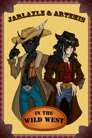 Forgotten Realms Western by Jagarnot