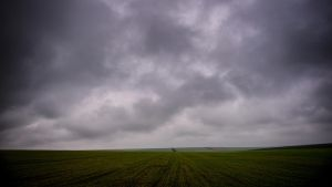 Stormy Clouds by AlexandruCrisan