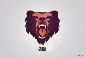 Grizzly by MaCiupa-eMCe