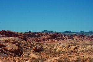 Valley of Fire BG Stock by GloomWriter