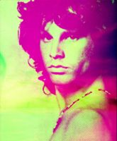 Jim Morrison by i-heart-ringo