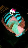 Monster High Cupcakes [The inside] by iBEurNoob
