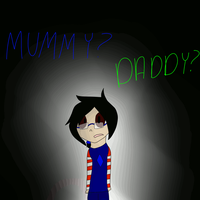 Mummy....Daddy...? by SSJWildcat
