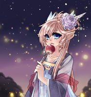 Soc: Festival of the Star Lit Lake by Cynphonium
