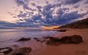Point Lonsdale Beach 2 by DanielleMiner
