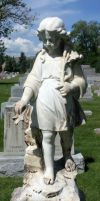 Mount Olivet Cemetery 59 by Falln-Stock