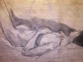 Model Drawing by Nashiil